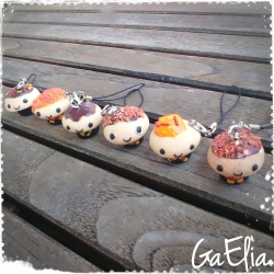 Cupcakes fimo Harry potter