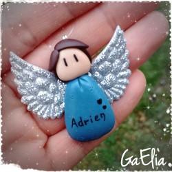 Petit Ange Bleu et aile...