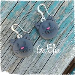 Petits chats - Boucles...