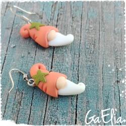 Boucles d'oreilles Gnomes...