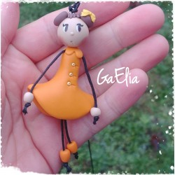 Collier petite fille -...