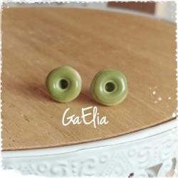 Boucles d'oreilles Donuts -...