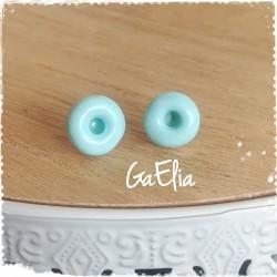 Boucles d'oreilles Donuts...