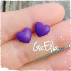 Boucles d'oreilles mini...
